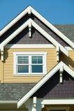 Steuern Sie Außengiebel automatisch an Lizenzfreie Stockbilder