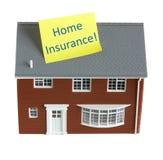Steuern Sie Versicherung automatisch an Stockfoto