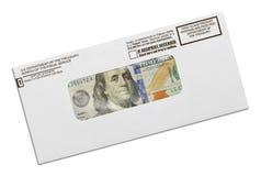 Steuerrückzahlung Stockbilder