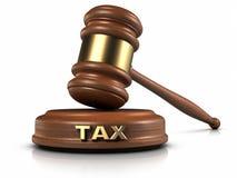 Steuerrecht Lizenzfreies Stockbild
