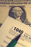 Steuertag 20 Lizenzfreies Stockfoto