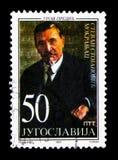 Stevan Stojanovic, Personen serie, circa 2001 Stock Foto