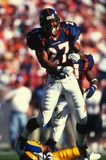 Steve Atwater. Denver Broncos DB Steve Atwater Royalty Free Stock Photography