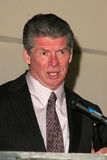 Vince McMahon Royalty Free Stock Photo