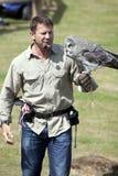 Steve Backshall Wildlife Presenter fotos de stock royalty free