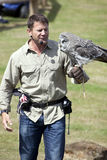 Steve Backshall Wildlife Presenter Royalty Free Stock Photos