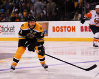 Steve Begin, Boston Bruins #27 Stockfotos