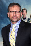 Steve Carell arrives at the  Stock Photo