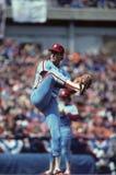 Steve Carlton. Philadelphia Phillies legend Steve Carlton.  Image taken from color slide Royalty Free Stock Images