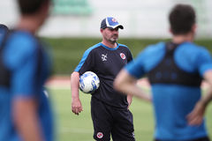 Steve Clarke Manager of  Reading FC Stock Images