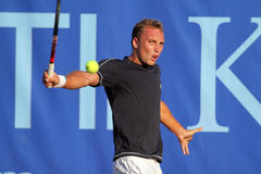 STEVE DARCIS, ATP TENNIS PLAYER Stock Images