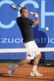 STEVE DARCIS, ATP-TENNIS-SPIELER Lizenzfreies Stockbild