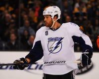 Steve Downie, Tampa Bay Lightning. Stock Image