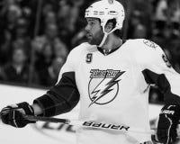 Steve Downie, Tampa Bay Lightning. Stock Photos