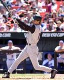 Steve Finley. Arizona Diamondbacks outfielder Steve Finley. (Image taken from color slide Stock Photography