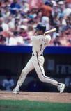 Steve Finley. Houston Astros OF Steve Finley. Image taken from color slide Royalty Free Stock Photography