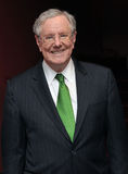 Steve Forbes, waist up and smiling Stock Photography
