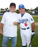 Steve Garvey,Pete Rose Royalty Free Stock Photo