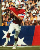 Steve Grogan New England Patriots Royalty Free Stock Photo