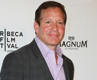 Steve Guttenberg. Actor Steve Guttenberg arrives on the red carpet for the world premiere of the comedy The Five-Year Engagement, at the Ziegfeld Theatre in mid Stock Image