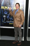 Steve Guttenberg. NEW YORK-MAR 9: Actor Steve Guttenberg attends the premiere of Run All Night at AMC Loews Lincoln Square on March 9, 2015 in New York City Royalty Free Stock Photos