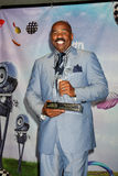 Steve Harvey. LOS ANGELES - JUN 26:  Steve Harvey in the Press Room at the 11th Annual BET Awards at Shrine Auditorium on June 26, 2004 in Los Angeles, CA Royalty Free Stock Images