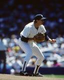 Steve Howe. New York Yankees pitcher Steve Howe. (Image taken from color slide Royalty Free Stock Image