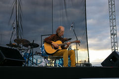 Steve Howe of Yes Stock Image
