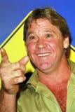 Steve Irwin Foto de archivo libre de regalías