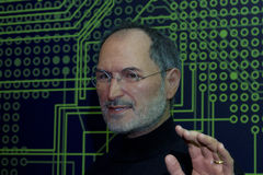 Steve Jobs Photographie stock