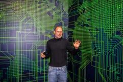 Steve Jobs Fotografie Stock