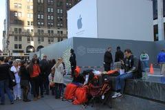 Steve Jobs memorial Stock Photography