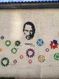 Steve- Jobswand Stockbilder