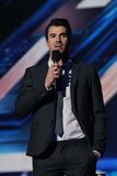 Steve Jones. At The X Factor Press Conference, CBS Televison City,  Los Angeles, CA 12-19-11 Royalty Free Stock Photo