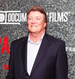 Steve Kroft. CBS-TV journalist (60 Minutes) Steve Kroft arrives on the red carpet for the premiere screening of HBO Documentary Films Smash His Camera, a profile Royalty Free Stock Image