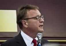 Steve Lonegan 2 Stock Photo