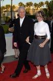 Steve Martin Diane Keaton arkivbilder