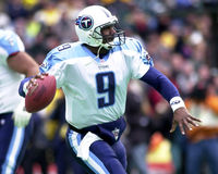 Steve McNair Royalty Free Stock Images