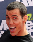 Steve-O. LOS ANGELES - JUN 5:  Steve-O arriving at the the 2011 MTV Movie Awards at Gibson Ampitheatre on June 5, 2011 in Los Angeles, CA Royalty Free Stock Images