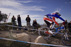 Steve PEAT from Great Britain wins Stock Images