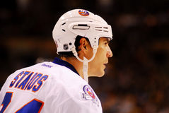 Steve Staios New York Islanders Royalty Free Stock Photos