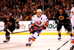 Steve Staios New York Islanders. New York Islanders defenseman Steve Staios #24 Stock Photography
