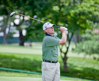 Steve Stricker at the 2011 US Open Royalty Free Stock Photos
