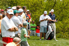 Steve Stricker at the Memorial Tournament stock image