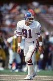 Steve Watson. Denver Broncos WR Steve Watson.  (image taken from color slide Stock Photography