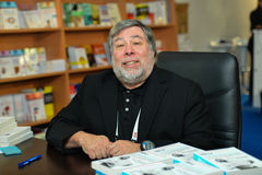STEVE WOZNIAK - COFOUNDER APPLE COMPUTER Στοκ Φωτογραφία