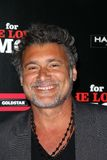 Steven Bauer at the World Premiere of  Stock Image