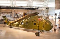 Steven F Udvar-disig Smithsonian nationell luft- och för utrymmemuseum bilaga Royaltyfria Bilder