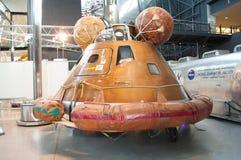 Steven F Udvar-dunstige nationale Luft Smithsonian und Weltraummuseum-Anhang Lizenzfreies Stockfoto