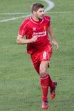 Steven Gerrard photo libre de droits